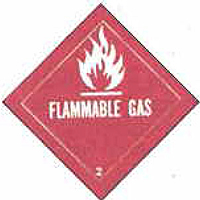 Pressure-Sensitive & High Visibility Warning Labels (A44FG)