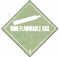 Pressure-Sensitive & High Visibility Warning Labels (A44NFG)