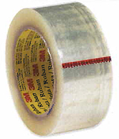 3M 371 Scotch® Brand Hot Melt Carton Sealing Tapes