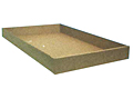 ECT 32 - C Flute Corrugated Brown Trays